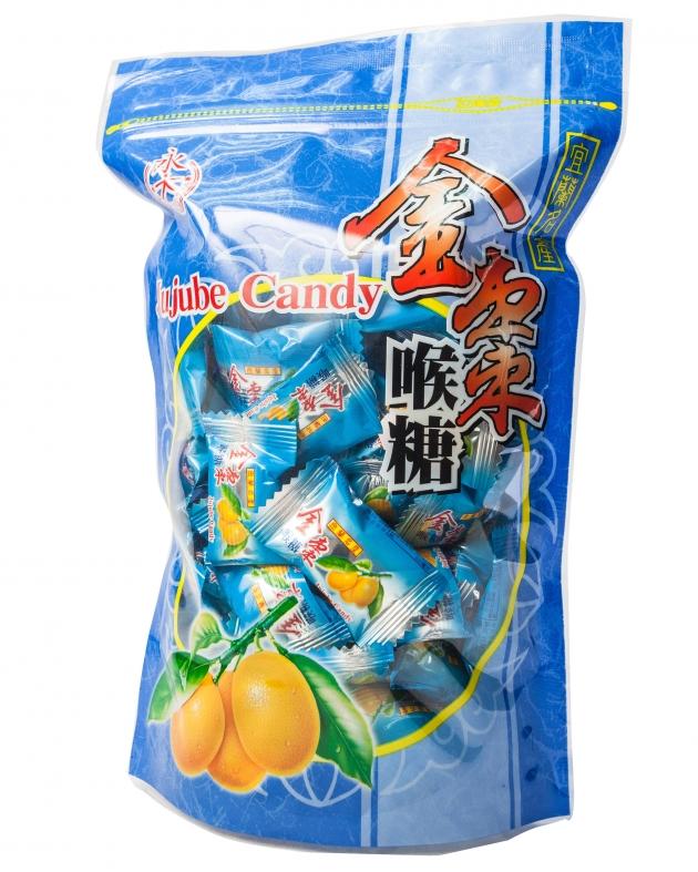 金棗喉糖 1