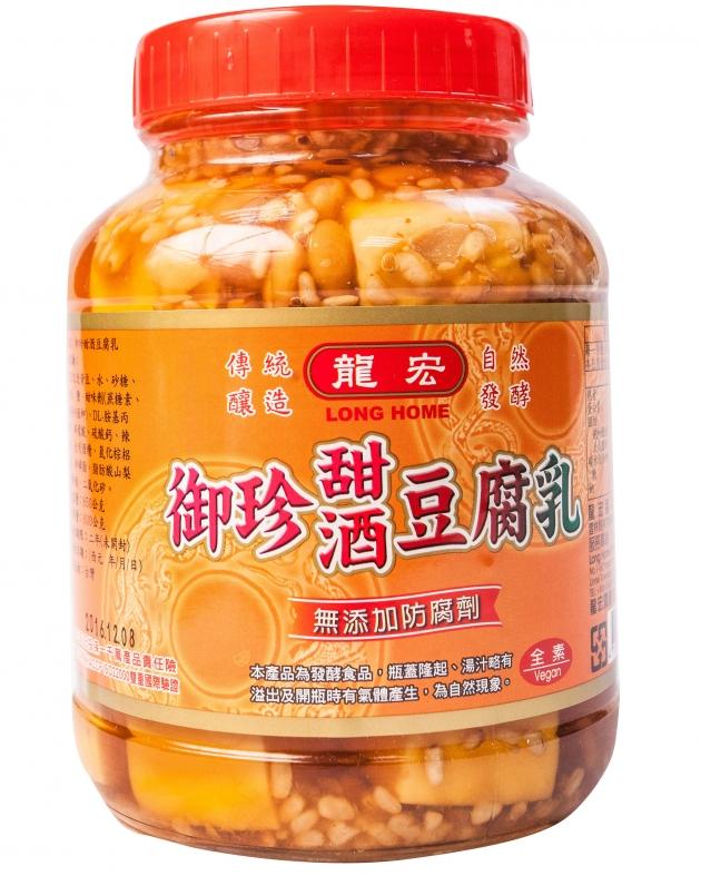 甜酒豆腐乳 1