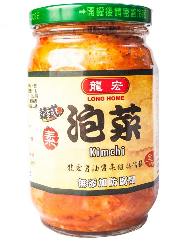 韓式泡菜 1