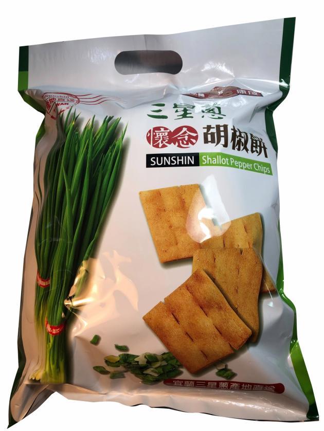 三星蔥懷念胡椒餅 1